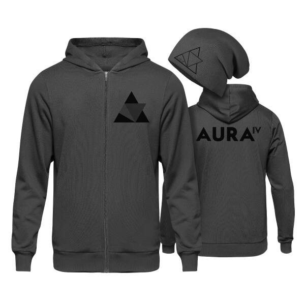 Aura IV Charcoal Winter Bundle